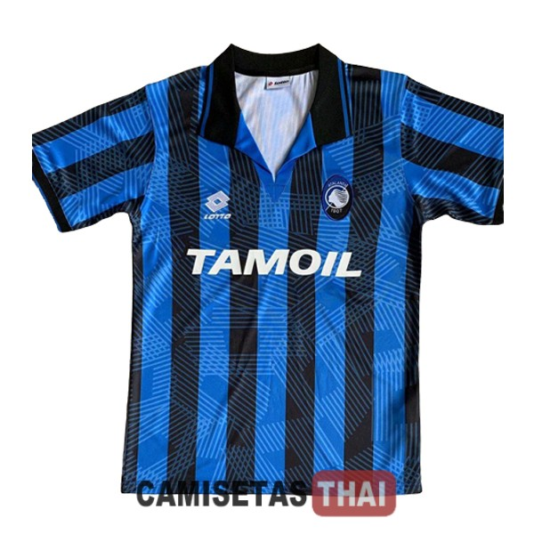 1991-1992 camiseta retro local atalanta