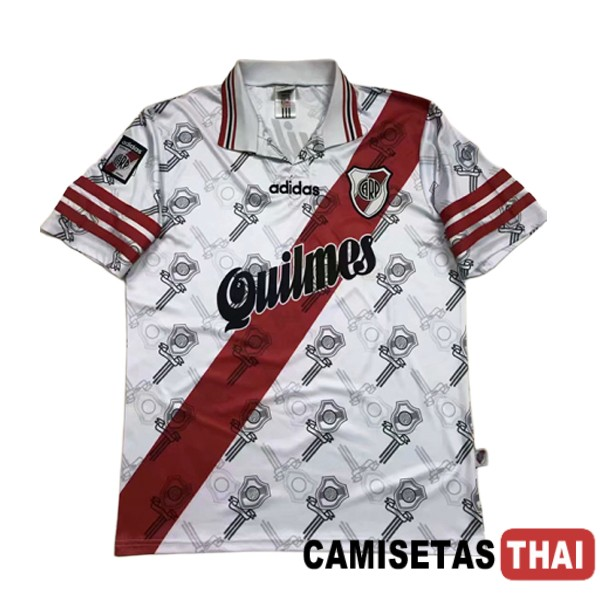 1996 camiseta retro local river plate