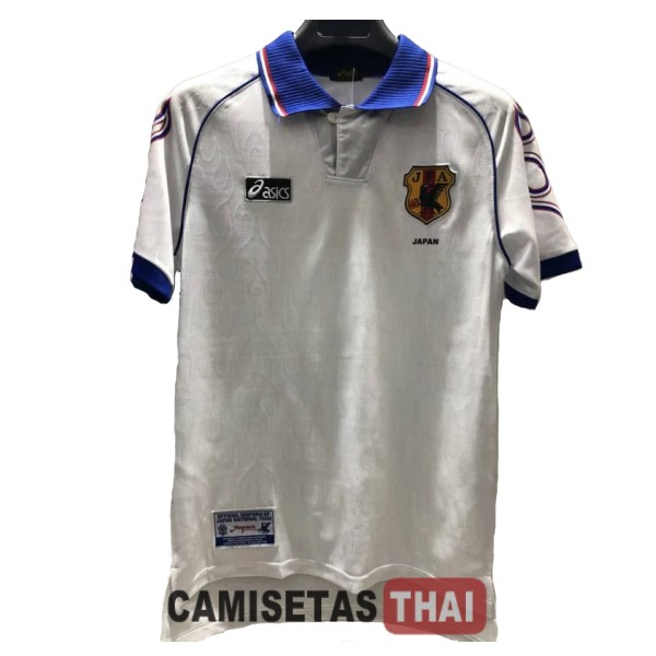 1998-1999 camiseta retro lejos japon