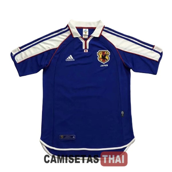 2000-2001 camiseta retro local japon