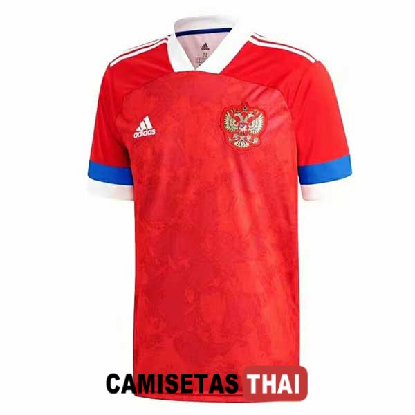 2020 camiseta local rusia