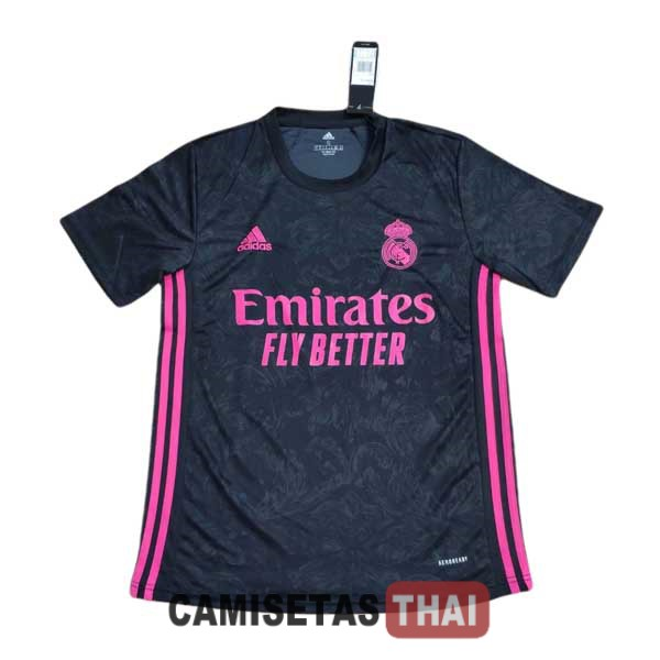 2020-2021 camiseta 3rd Real madrid