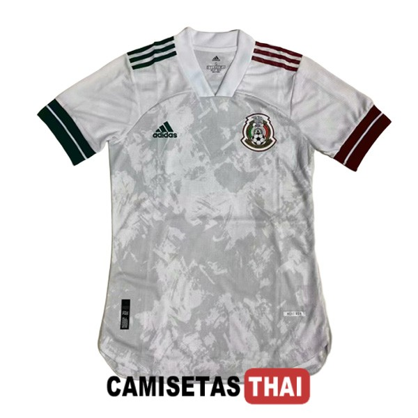 2020 camiseta lejos version player mexico