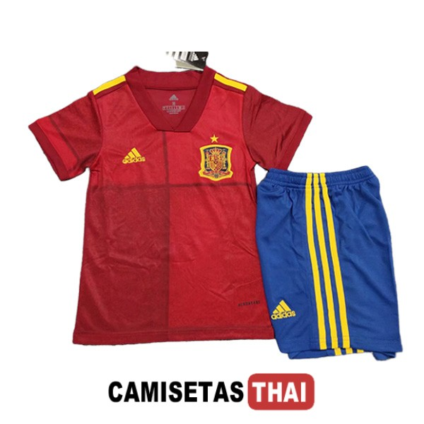 2020 camiseta ninos equipacion local espana